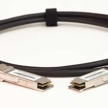 100GB_QSFP+28DAC_2M-BlackCable-Coiled-Flat