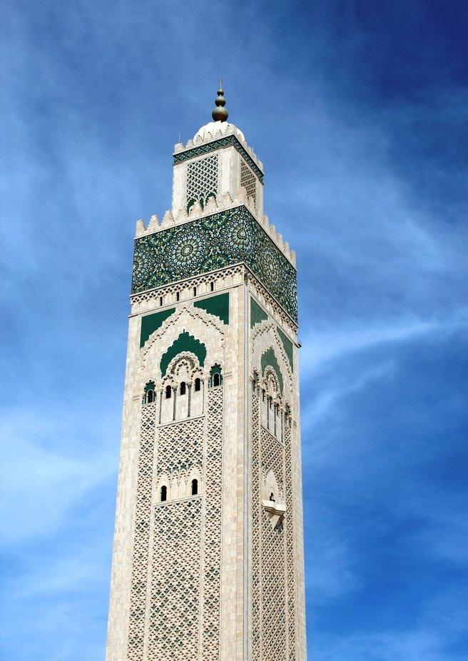 02.Tujak_Minaret Casablanca