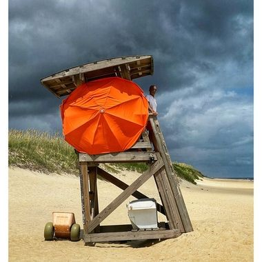 Lifeguard Stand @OBX