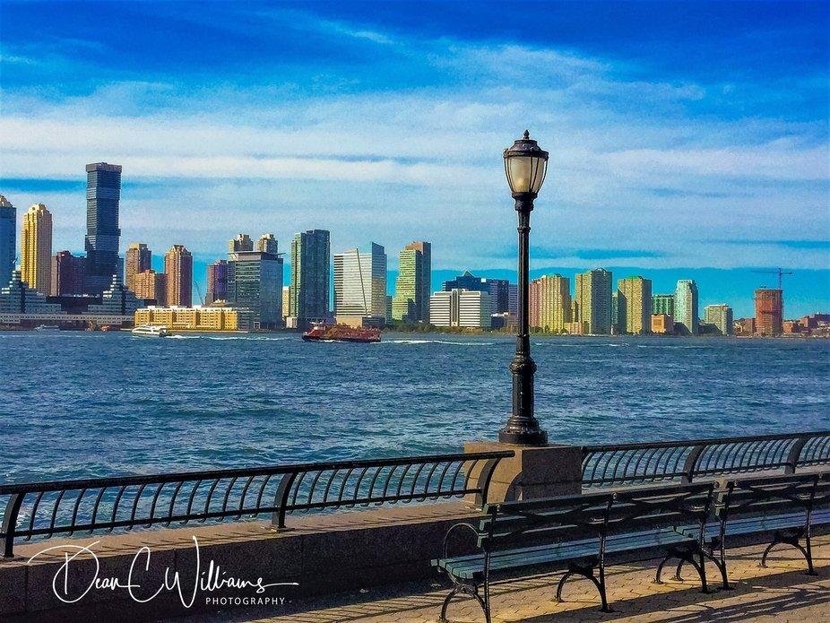 Hudson River Stroll