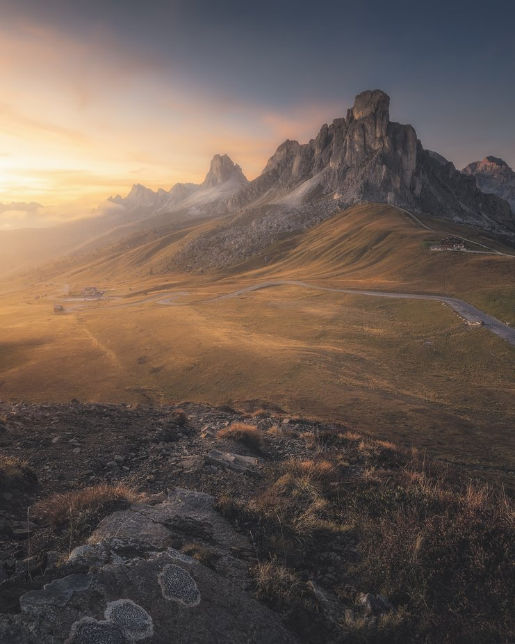 Shadows Fading in the Haze by thomasdefranzoni - Monthly Pro Photo Contest Volume15