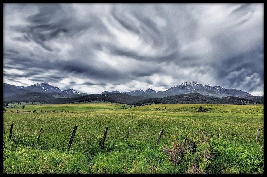 Taken at the base of Strawberry Mountain. Near John Day, Oregon.