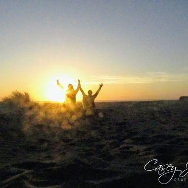 Celebrate sunset