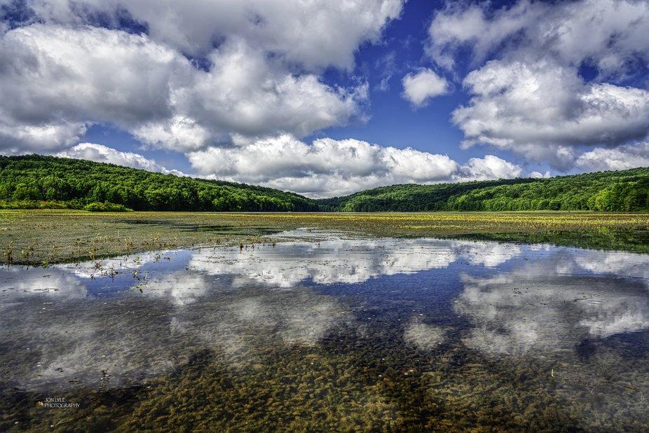 Shot at Lake Arthur Pennsylvania