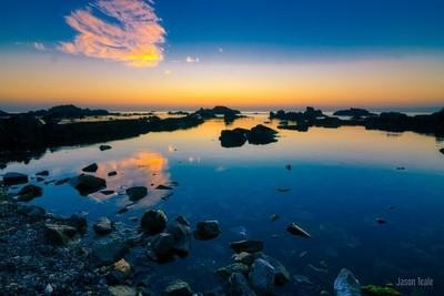 Gampo Sunrise