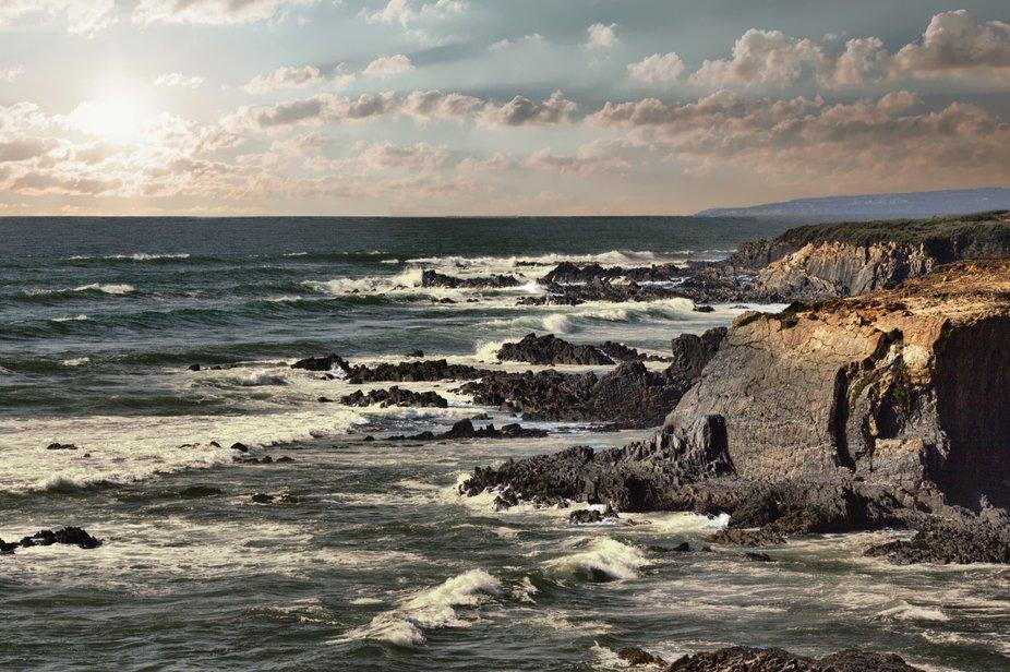 Costa Vicentina, Atlantic Ocean