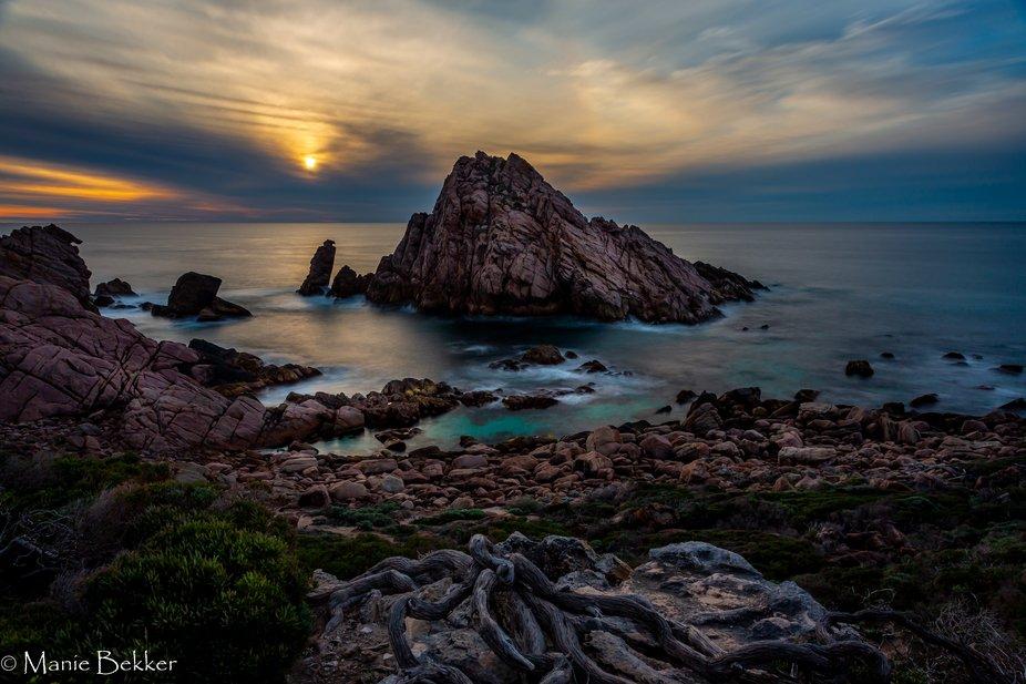 Sugar Loaf Rock, Yallinyup - Western Australia