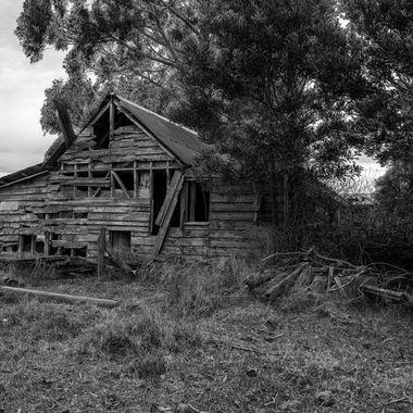 East end of Bulls' Cottage