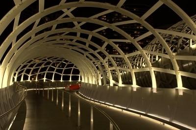 Webb Bridge in Melbourne