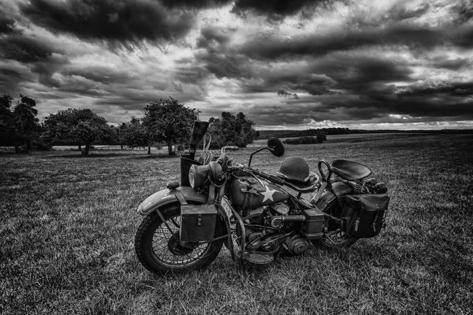 Harley Davidson 1944
