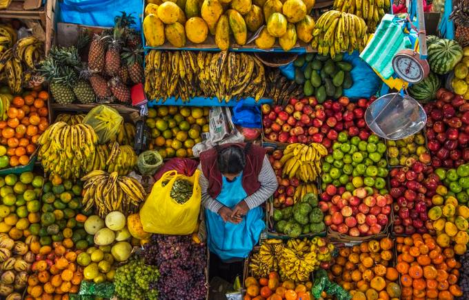 Market Day by ryankostphotography - Creative Compositions Photo Contest Vol10