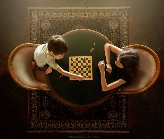 Checkmate by mariamercedeszabala - Creative Compositions Photo Contest Vol10