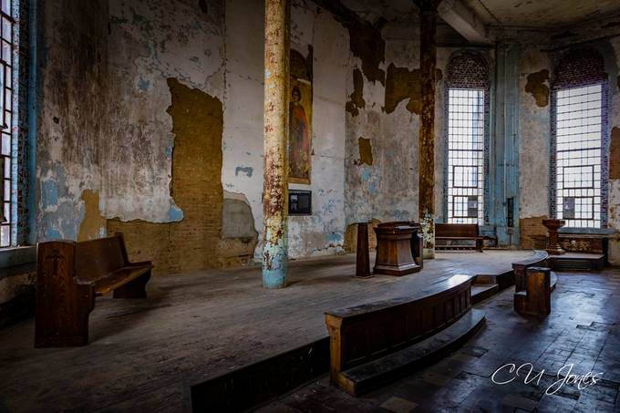 The Ohio State Reformatory- Chapel