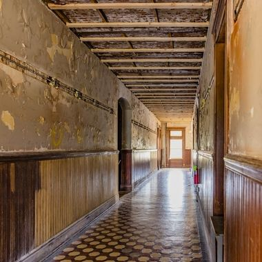 The Ohio State Reformatory- Living Quarters