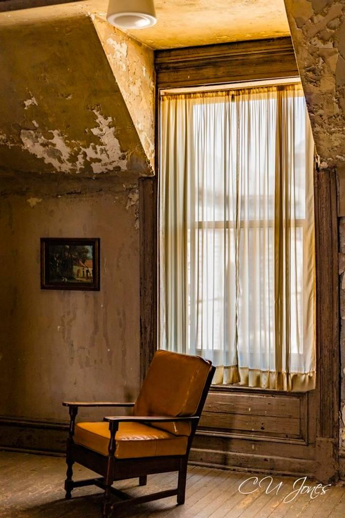 Shawshank- OH State Reformatory