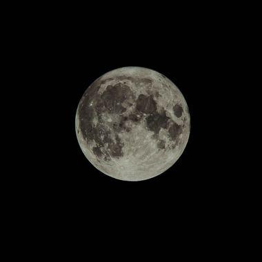 Full Moon Sept 1st 2020