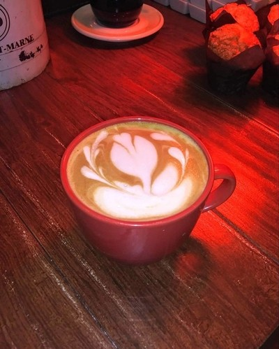 Latte And Art