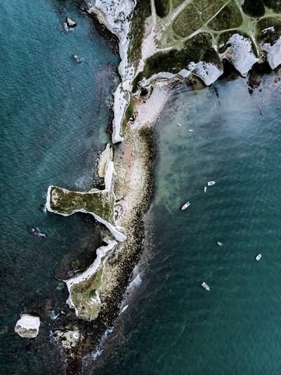 Old Harry Rocks   Dorset UK