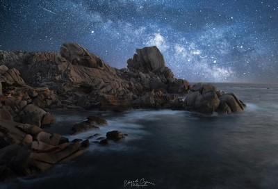 Milky Way of Sardinia