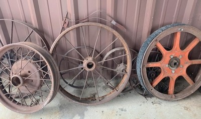 Wheels of the past
