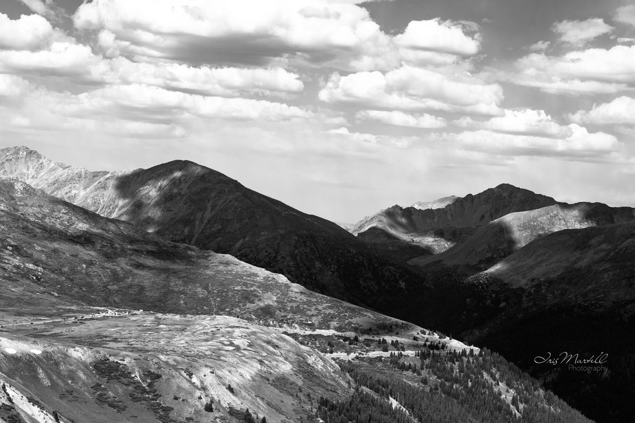 Independence Pass - Continental Divide