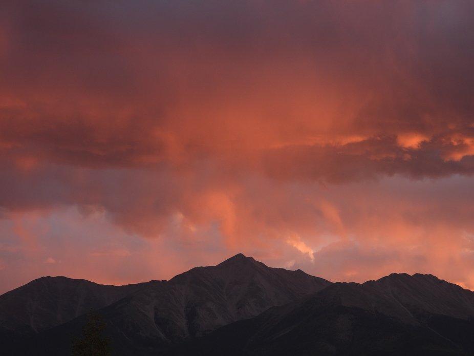 Mt. Princeton Glory