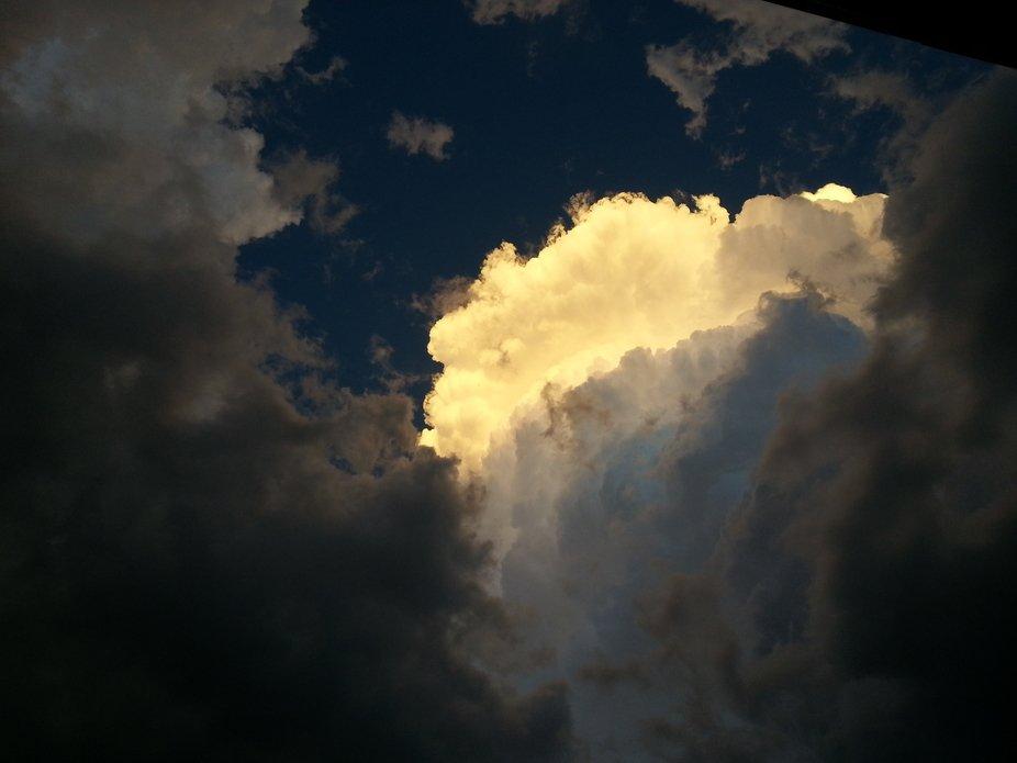 The Heavens Open