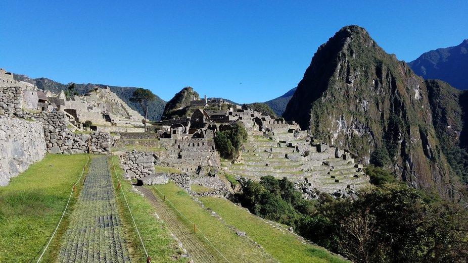 Machu Pichu Again