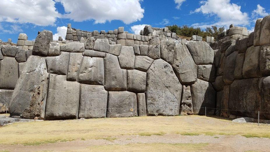 Saqsaywaman Peru