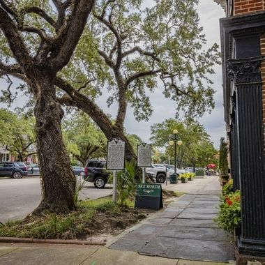Historic Georgetown , South Carolina