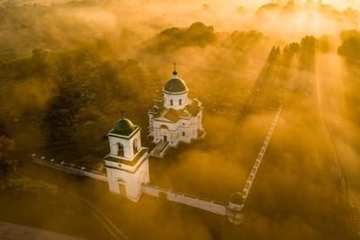 St. Michael's Church, village Mostyshche, Chernihiv region