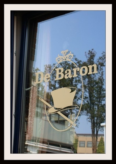 Is an old Nostalgic cafe. I am making a full report about it on my Blog https:--groetenuittienen.blog- Joyful Greeting Theo-Herbots-Photography by Theo-Herbots-Fotograaf