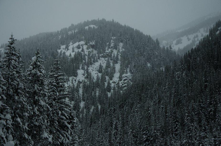 British Columbia's winter beauty