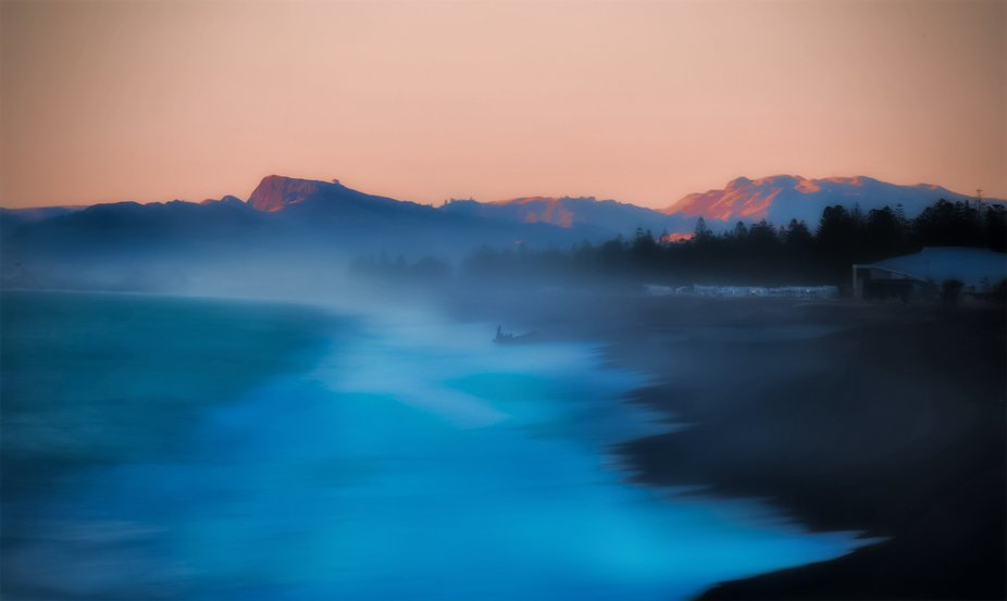 Napier Dawn Sea Mist