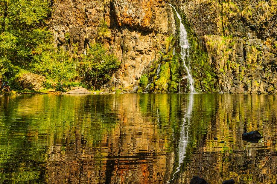 Cascade de Barbory