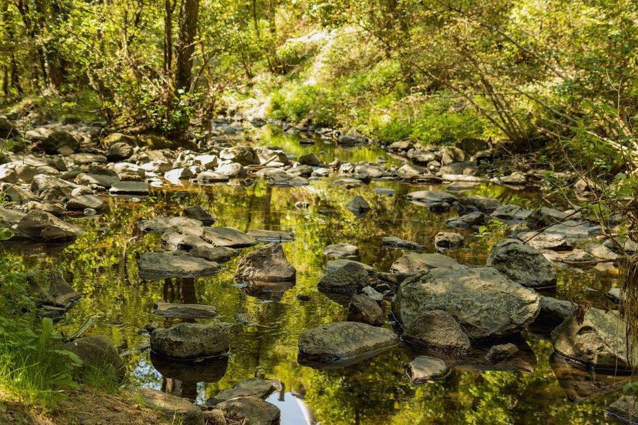 Barbory Waterfall