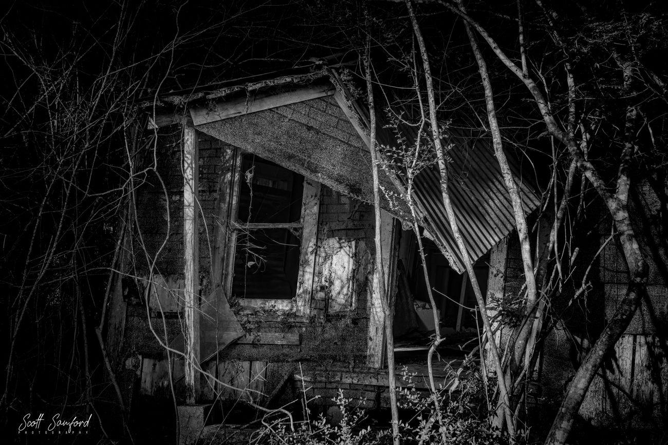 Hometown ghosts, right here in Tarkington