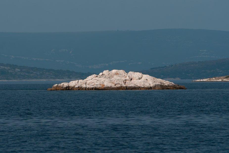 Islet in Croatia