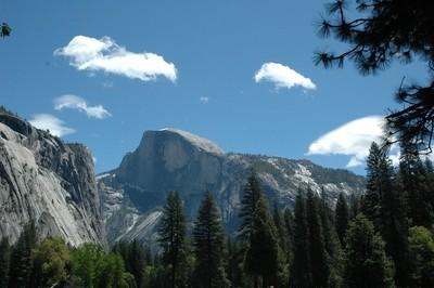 Half Dome Mountain - Yosemite NP