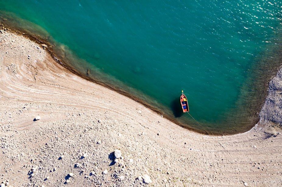 Lake Kremasta