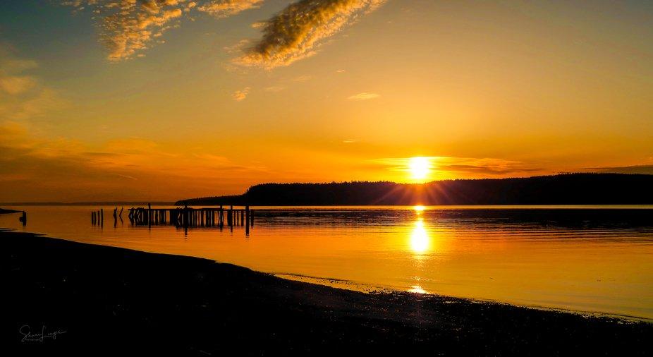Strait of Juan De Fuca, Washington