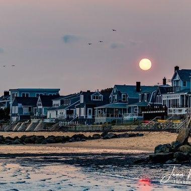 Coastal Living Sunset