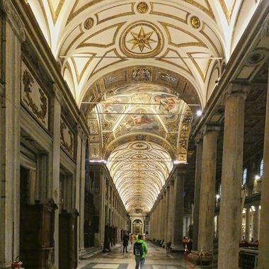 Church in Roma- Italia