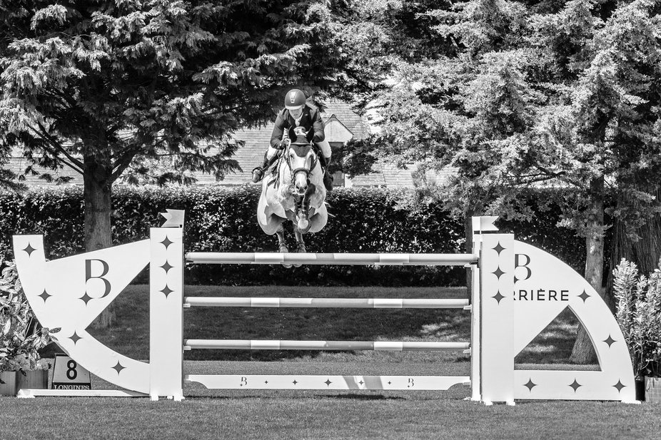 Les meilleurs cavaliers et chevaux du monde se sont retrouvés au Longines Jumping International ...