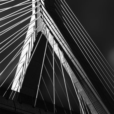 Zakem Cable Bridge