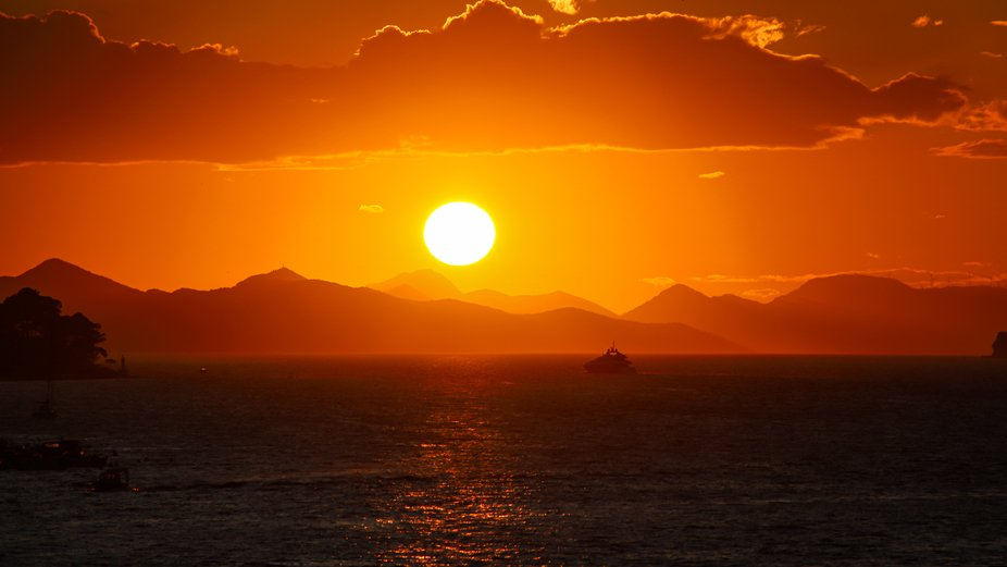 Sunset Dubrovnik-2908
