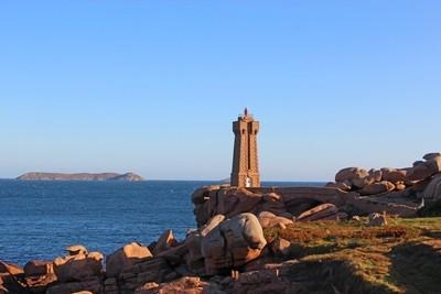 Lighthouse of ploumanac'h