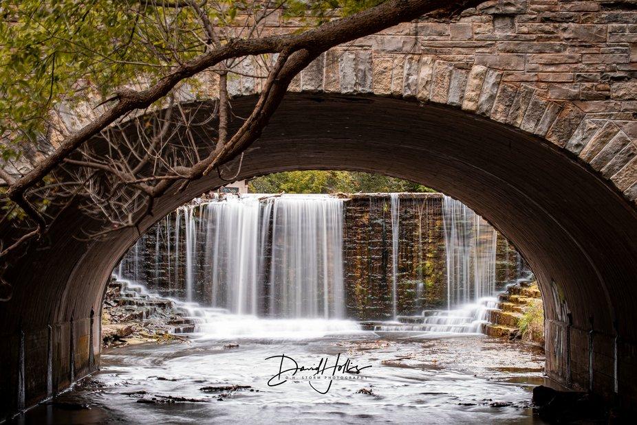 Grant Park Waterfall, Milwaukee, Wisconsin