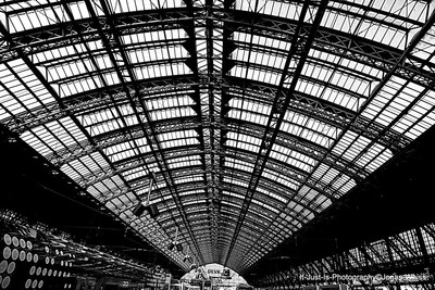 The Hall of Cologne Station