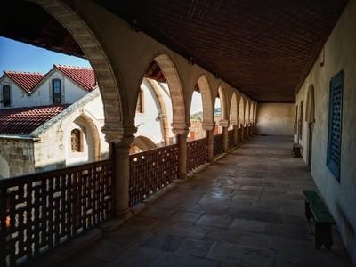 Holly Cross monastery, Omodos